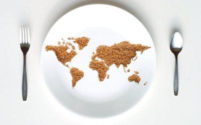 On feeding the world