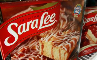 What's left of Sara Lee?